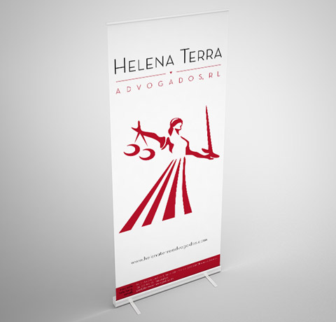 Roll-Up Helena Terra Advogados